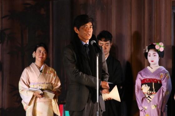 三船敏郎賞を受賞した佐藤浩市のスピーチ