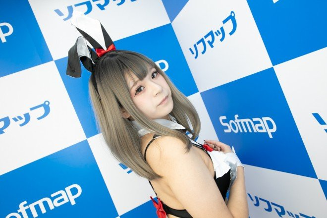 『サンクプロジェクト×ソフマップ コスプレ大撮影会(10月12日開催)』コスプレイヤー・雪見きゆさん