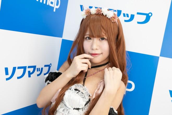 『サンクプロジェクト×ソフマップ コスプレ大撮影会(10月12日開催)』コスプレイヤー・涼木ぴのさん