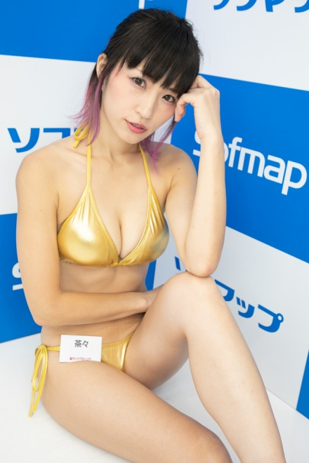 『サンクプロジェクト×ソフマップ コスプレ大撮影会(10月12日開催)』コスプレイヤー・茶々さん