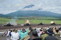 陸上自衛隊 富士総合火力演習