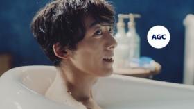 入浴しながら歌う高橋一生