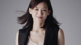 セイコーウオッチ『ルキア』のCMに出演した綾瀬はるか