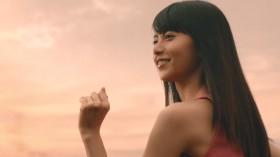 笑顔を見せる乃木坂46・齋藤飛鳥