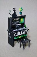 チェルシーで作られたピアノ