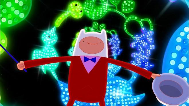 『アドベンチャー・タイム 「フードチェーン」』TM & (c)2018 Cartoon Network. A WarnerMedia Company. All Rights Reserved.