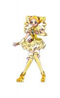 「はじけるレモンの香り、キュアレモネード!」(Yes!プリキュア5)