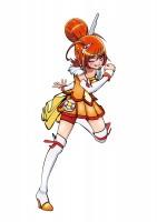 「太陽サンサン熱血パワー!キュアサニー!」(スマイルプリキュア!)