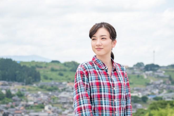 連続テレビ小説『半分、青い。』(NHK)より (C)NHK