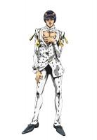 TVアニメ『ジョジョの奇妙な冒険 黄金の風』 ブローノ・ブチャラティ(声優:中村悠一)
