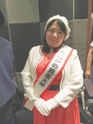 『なにかの親善大使』の仮装(C)oricon ME inc.