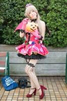 『池袋ハロウィンコスプレフェス2018(池ハロ)』コスプレイヤー・天羽咲さん<br>(『ラブライブ!』南ことり)