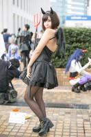 『池袋ハロウィンコスプレフェス2018(池ハロ)』コスプレイヤー・三橋しえるさん<br>(オリジナル)