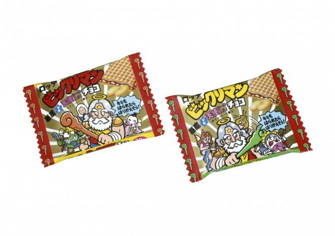 『ビックリマン 悪魔VS天使シリーズ』パッケージ(1985年)