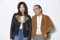 ジェニーハイのメンバー(中嶋イッキュウ、新垣隆)