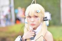 『アズールレーン』エルドリッジ<br>コスプレイヤー・のいこさん(AnimeJapan 2018にて)