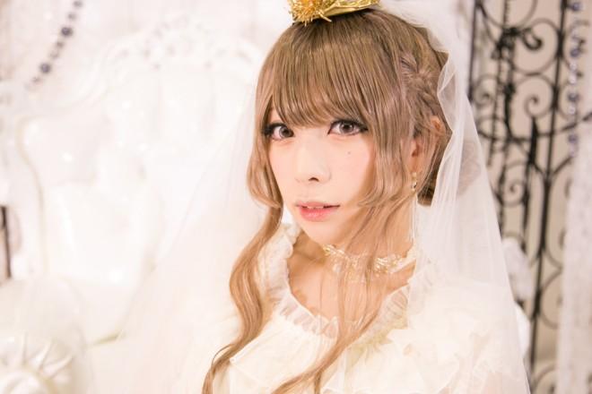 コスプレイヤー・宮本彩希(オリジナル衣装)