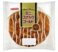 「ヤマザキ 菓子パン人気投票 2015」第2位『ミニスナックゴールド』