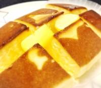 トースターで焼いてバターとはちみつを乗せた話題のアレンジレシピ(C)oricon ME inc.