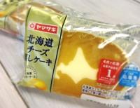 コンビニやスーパーでよく見かける『北海道チーズ蒸しケーキ』1個入り(C)oricon ME inc.