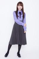 """舞台『ザンビ』TEAM""""BLUE"""" けやき坂46・加藤史帆(C)ORICON NewS inc."""