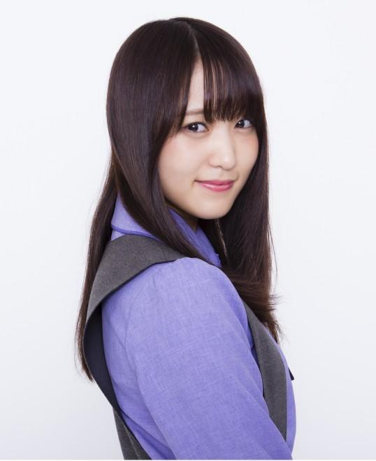"""舞台『ザンビ』TEAM""""BLUE"""" 欅坂46・菅井友香(C)ORICON NewS inc."""