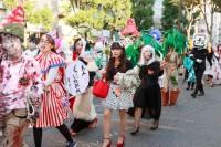 『カワハロ2018』パレード