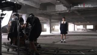 制服姿の今田美桜