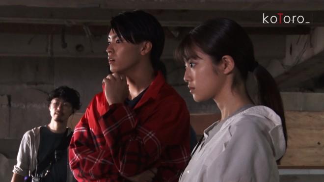 カット数の多さに驚いたという今田美桜と高野洸