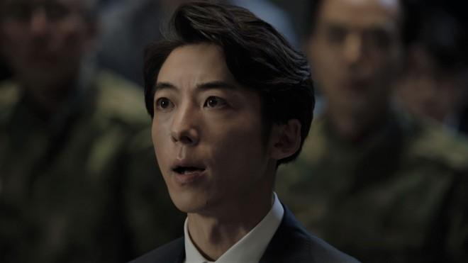 司令官役を演じた高橋一生