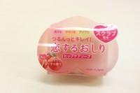 つるつると評判! おしり用石鹸『恋するおしり』¥600(税抜)