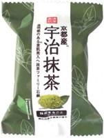 抹茶の成分まるごと配合『ファミリー宇治抹茶石鹸』¥190(税抜)