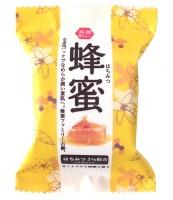 まるで全身泡パック『ファミリーはちみつ石鹸』¥190(税抜)