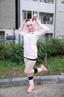 『ホココス2018秋』コスプレイヤー・林檎3号機さん<br>(『閃乱カグラ』雲雀)