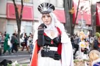『ホココス2018秋』コスプレイヤー・めぐるさん<br>(『アズレン』グラーフ・ツェッペリン)