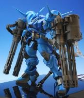 第13回「オラザク選手権」大賞作品:YAMS-130Bグライファー(オリジナル機体)/制作:Takuya (C)創通・サンライズ