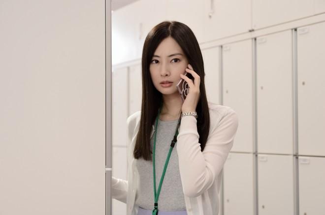 最新主演映画もヒット中の北川景子(C)2018映画「スマホを落としただけなのに」製作委員会