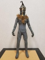 怪獣人形『ケムール人』(高山良策氏制作※実際の商品とは異なります)