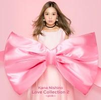 西野カナのベストアルバム『Love Col-lection 2 〜pink〜』(通常盤)