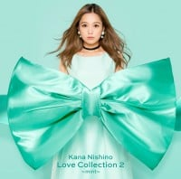 西野カナのベストアルバム『Love Col-lection 2 〜mint〜』(通常盤)