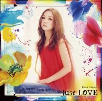 西野カナの6thアルバム6th「Just LOVE」初回盤(2016年7月13日発売)