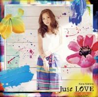 西野カナの6thアルバム6th「Just LOVE」通常盤(2016年7月13日発売)