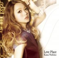 西野カナの4thアルバム「Love Place」通常盤(2012年9月5日発売)