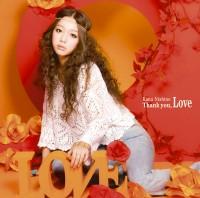 西野カナの3rdアルバム「Thank you, Love」通常盤(2011年6月22日発売)