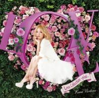 西野カナの2013年に発売したベストアルバム「Love Collection 〜pink & mint〜」(通常盤)