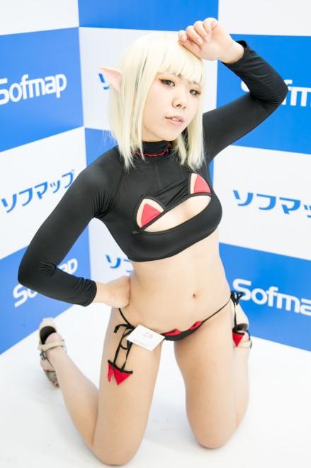 『サンクプロジェクト×ソフマップ コスプレ大撮影会』コスプレイヤー・ニラさん