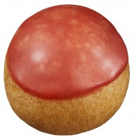 「ドーナツポップ」もクリスマス仕様に『ポン・デ・レッドボール』(税込37円)