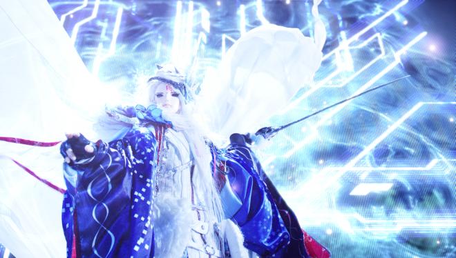 テレビシリーズ1期『Thunderbolt Fantasy 東離劍遊紀』場面カット