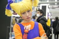『東京コミコン2018』コスプレイヤー・NASUVIさん<br>(『ラグラッツ』アンジェリカ)