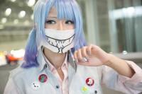 『東京コミコン2018』コスプレイヤー・びーこさん<br>(『Dead by Daylight』フェン・ミン)